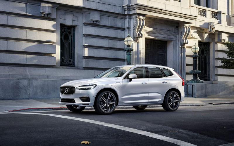 SEPTEMBER: Volvo XC60