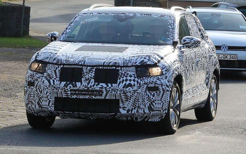 2018: Volkswagen Polo SUV
