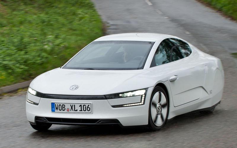 2019: Volkswagen XL3