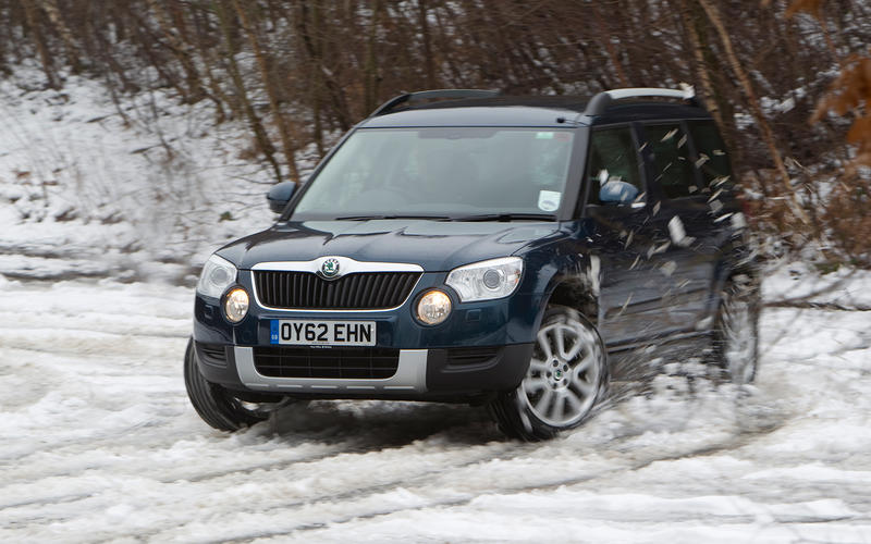 With the quirky Yeti crossover, Skoda proved something that many of us had come to doubt: