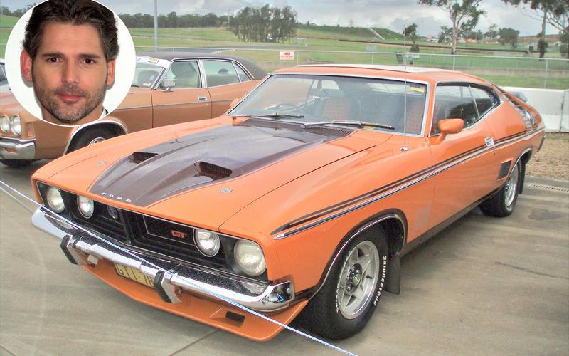 Eric Bana - 1974 Ford XB Falcon