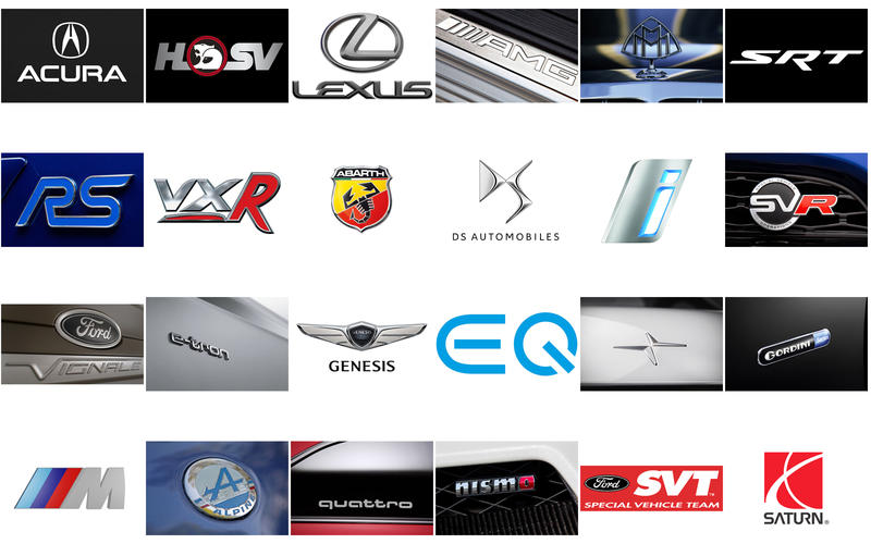 Car sub-brands: the biggest hits and misses