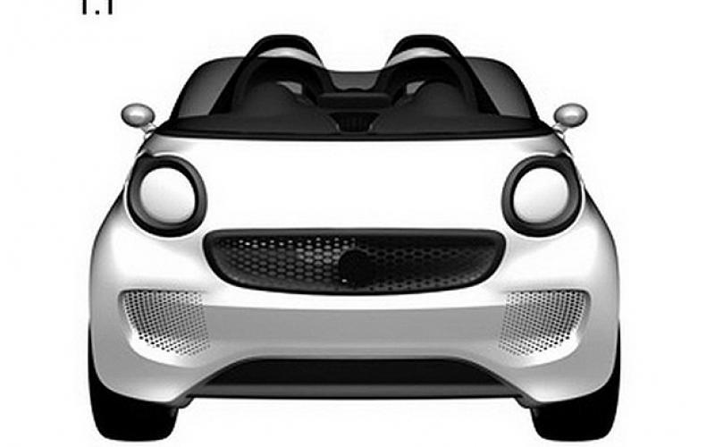 Geneva motor show: Smart Speedster