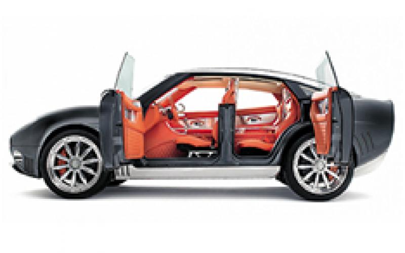 Spyker's £186k Cayenne rival