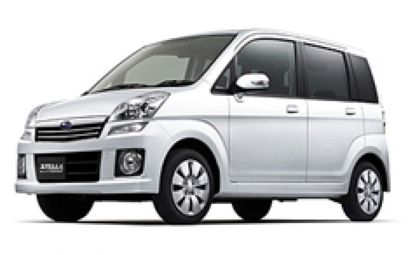 Electric Subaru revealed