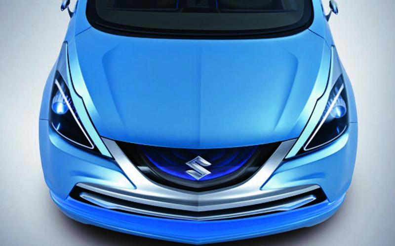 Suzuki MPV concept unveiled