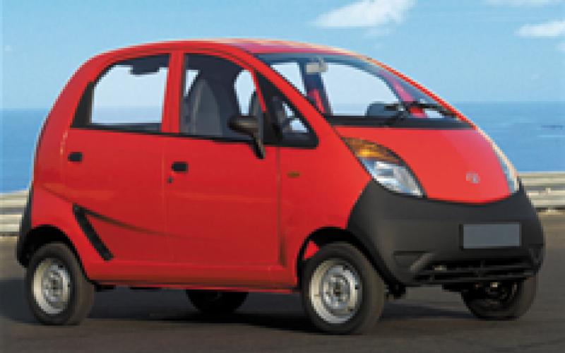 World's cheapest car launched: Tata Nano