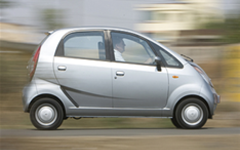Hybrid Tata Nano planned