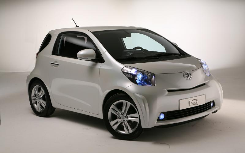 Aston Martin Cygnet demise due to Toyota iQ axing, claims boss