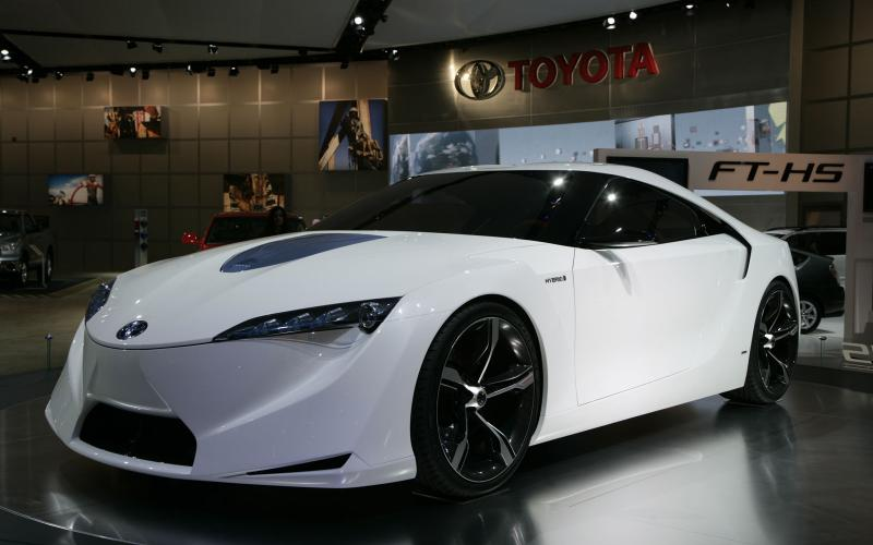 Toyota to launch new Supra, MR2