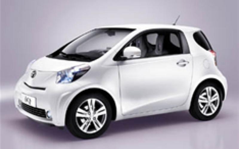 Toyota iQ gets bigger