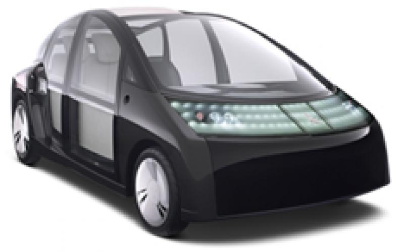 Meet tomorrow's Prius: Toyota 1/X