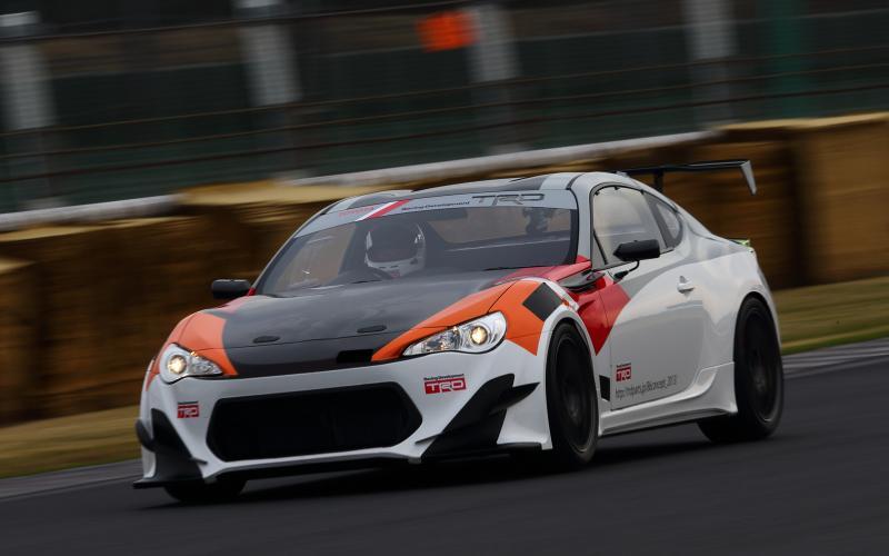 "Toyota GT86 hybrid ""in development"""