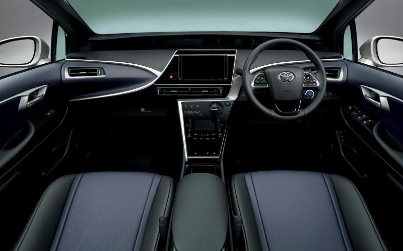 Hydrogen-powered 2015 Toyota Mirai - new price info and ...