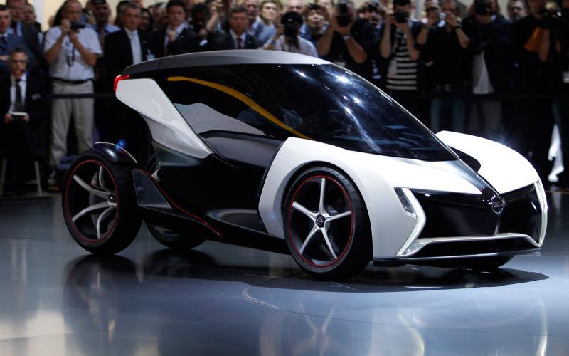 Vauxhall considers RAK e production