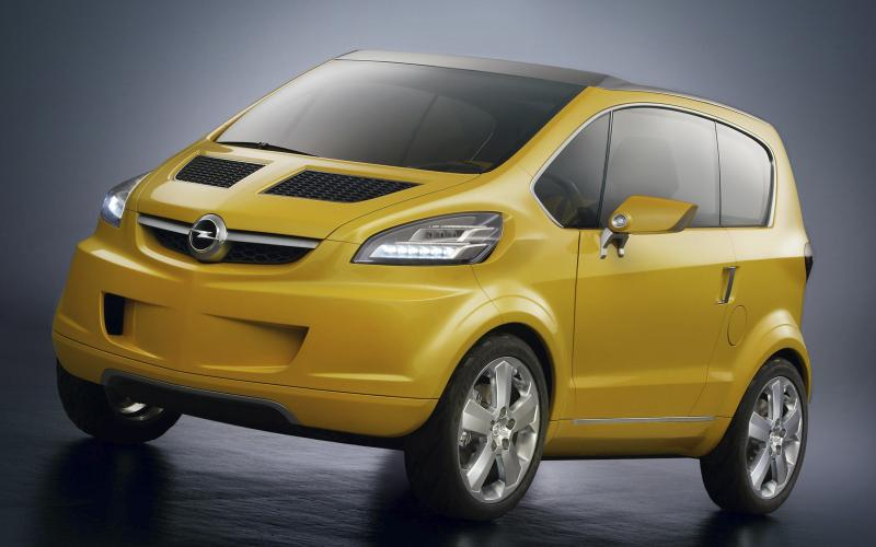 New Vauxhall city car in 2013
