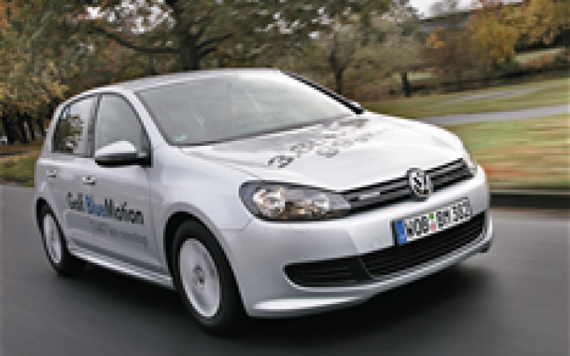 VW Golf Mk7 to be electric