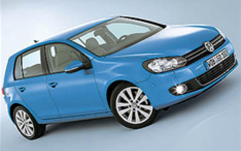 Full details: VW Golf Mk6
