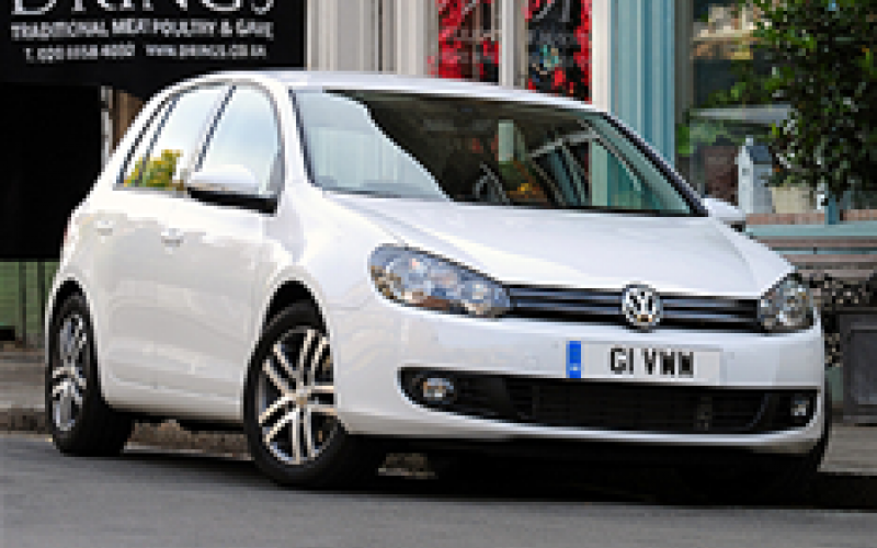 VW Golf BlueMotion spec revealed
