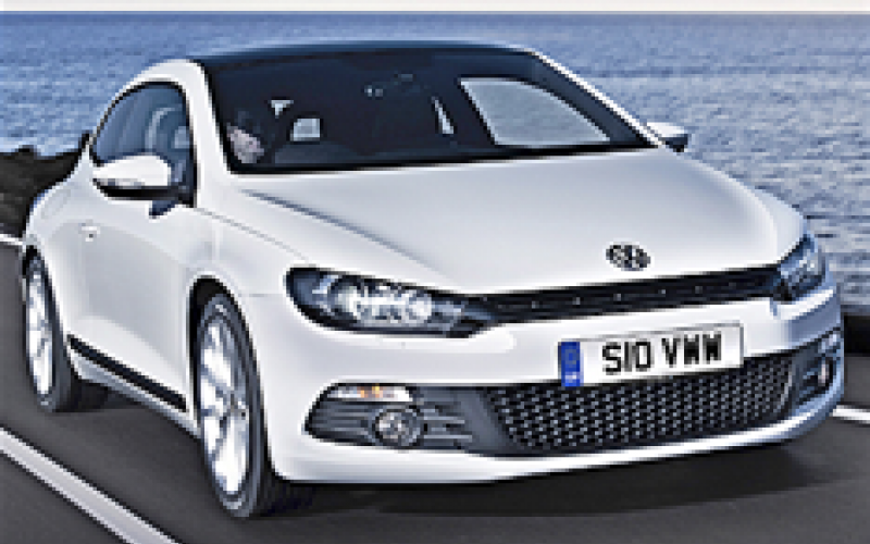 VW planning Scirocco Bluemotion