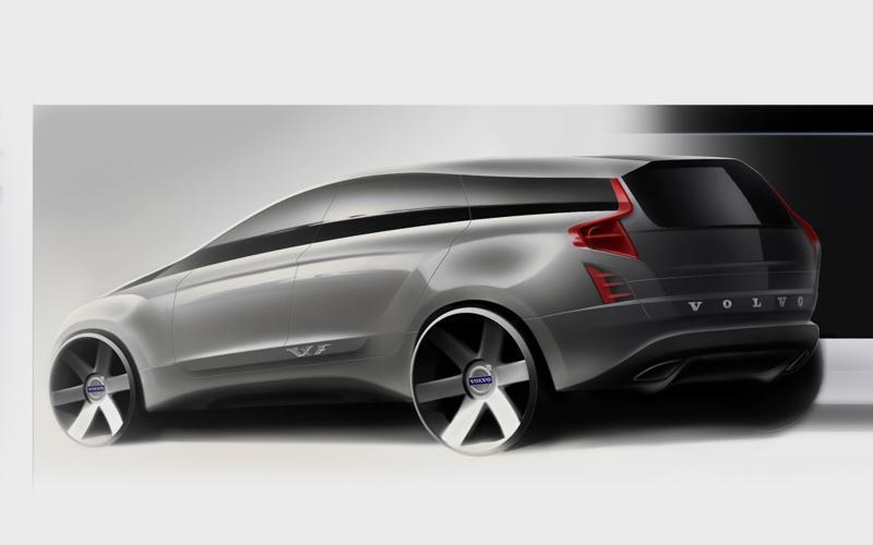 Next-gen Volvo XC90 previewed