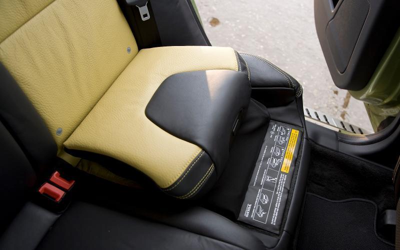 Quietest Car Interior Uk