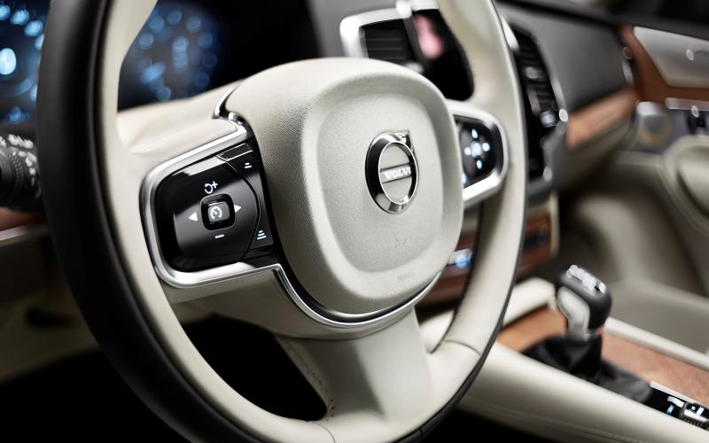 Volvo S80 next to receive XC90's futuristic interior