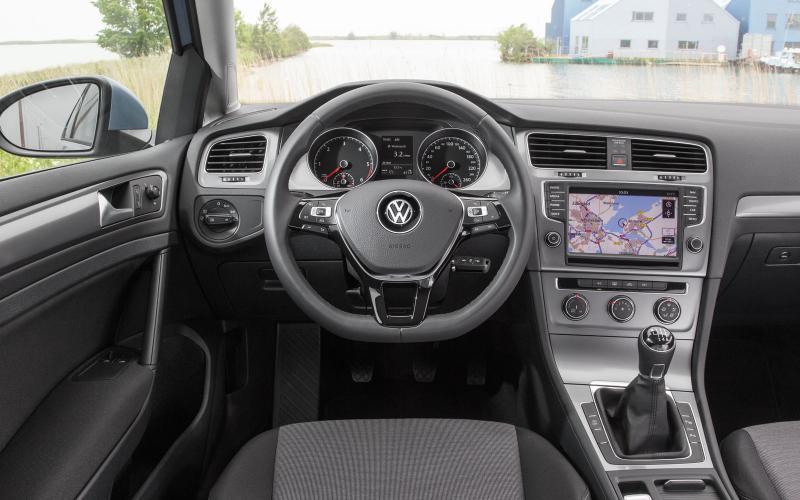 Volkswagen Golf Bluemotion first drive
