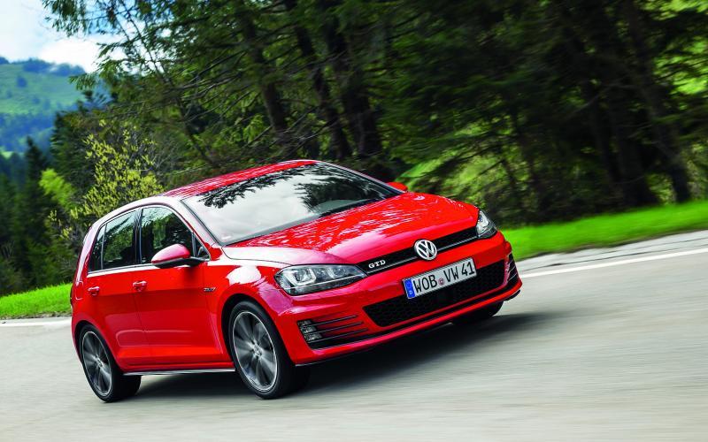 Volkswagen Golf GTD Mk7 first drive review