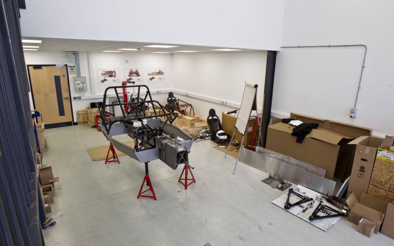 Zenos Cars: How to build a modern, basic sports car
