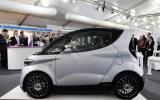 Gordon Murray - Yamaha city car is making progress