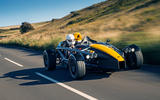 Ariel Atom 4 2019 road test review - hero front
