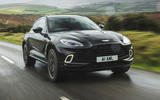 Aston Martin DBX 2020 road test review - hero front