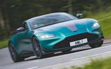 1 Aston Martin Vantage F1 2021 RT hero front