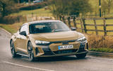 1 audi rs e tron gt 2021 lhd first drive review hero front