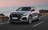 Audi RS Q8 2020 road test review - hero front