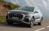 Audi SQ8 2019 road test review - hero front