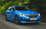 BMW 1 Series 118i 2019 road test review -