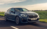 BMW 2 Series Gran Coupe road test review - hero front