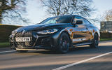BMW 4 Series road test review 2021 hero