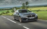 1 BMW M5 CS 2021 RT hero front