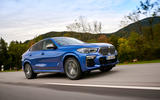 BMW X6 M50i 2019 road test review - hero front