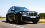 BMW X7 2020 road test review - hero front