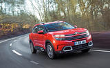 Citroen C5 Aircross 2019 road test review - hero front