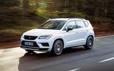 Cupra Ateca 2019 road test review - hero front