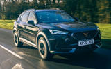 1 Cupra Formentor 2021 road test review hero front