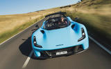 Dallara Stradale 2019 road test review - hero front
