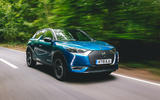 DS 3 Crossback 2019 road test review - hero front