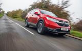 Honda CR-V 2018 road test review - hero front