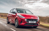 Hyundai i10 2020 road test review - hero front